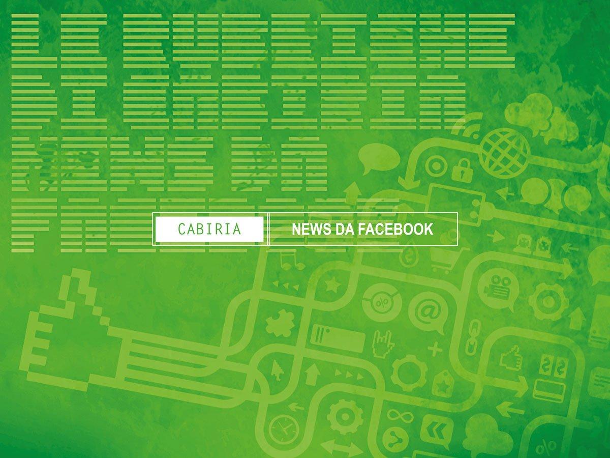 Rubriche di Facebook News da Facebook Parma