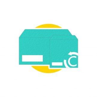 busta vari formati stampa parma