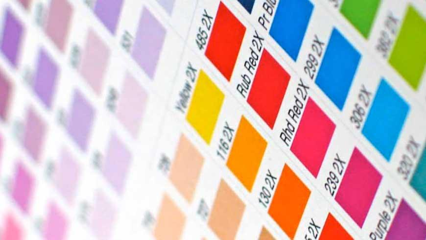 colori pantoni per stampa digitale