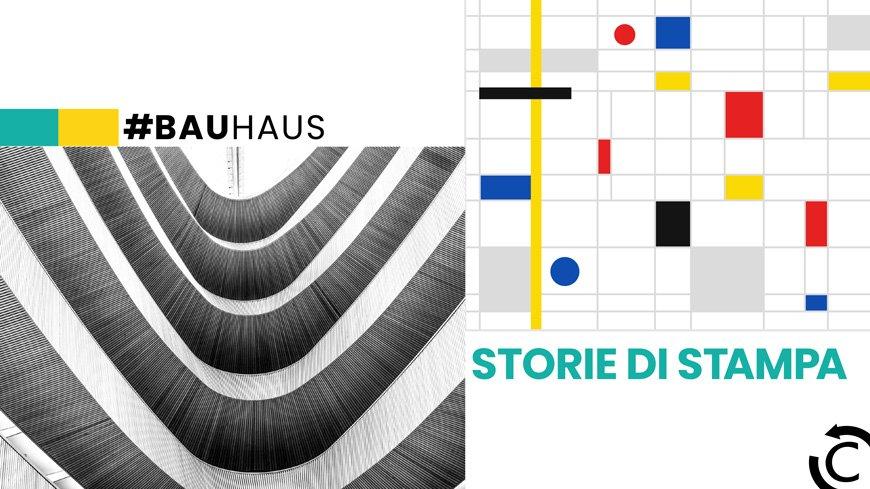 La scuola Bauhaus e l'influenza sulla tipografia