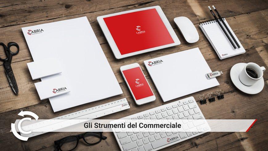 Gli strumenti di vendita dell'Account commerciale